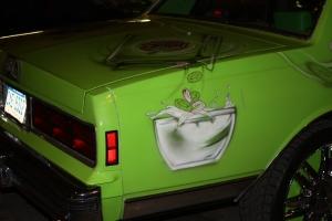 Apple Jacks Car - Milk Poured on Cereal