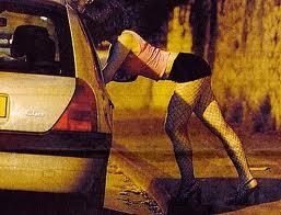 prostitute