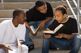 Black Students Reading