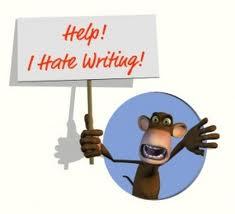 do hate writing essays