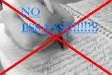 No Essays